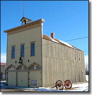 Silver Cliff Town Hall