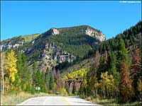 Top of the Rockies Scenic Byway, Colorado