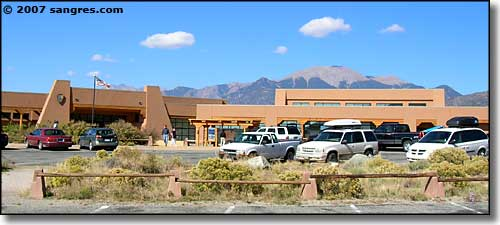 Great Sand Dunes National Park Visitor Center