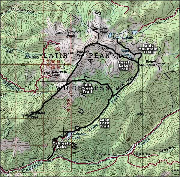Latir Peak Wilderness
