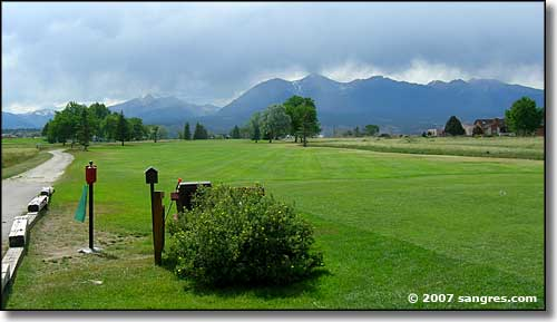 Salida Public Golf Course, Salida, Colorado
