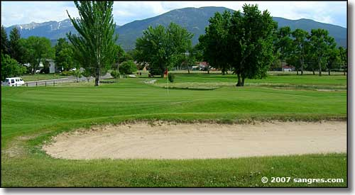 Salida Public Golf Course