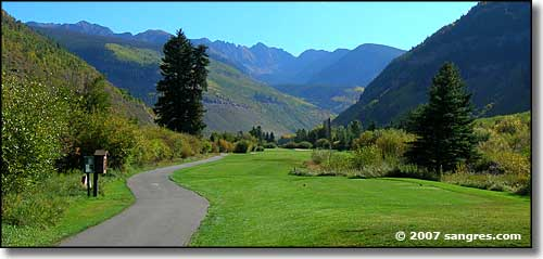 Vail Golf Club, Vail, Colorado