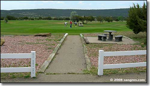 Walsenburg Municipal Golf Course, Walsenburg, Colorado