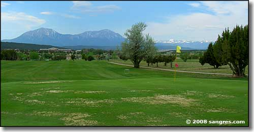 Walsenburg Municipal Golf Course