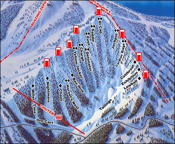 Mt. Rose Ski Area