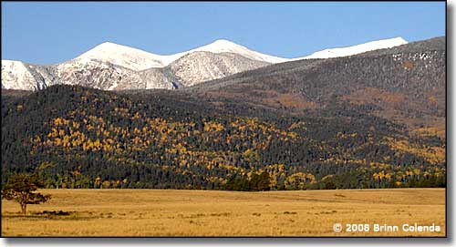 Wheeler Peak, New Mexico