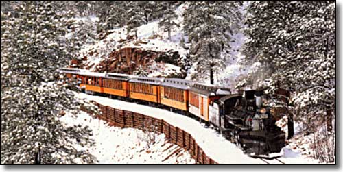 Durango and Silverton Scenic Railroad