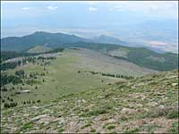 Greenhorn Mountain National Wilderness Area