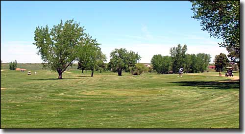 Holly Dot Golf Course, Colorado City, Colorado