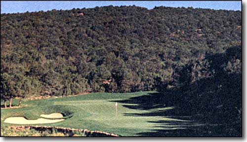 Paa-Ko Ridge Golf Club, Sandia Park, New Mexico