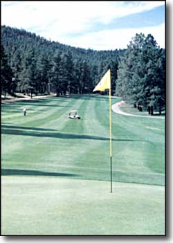 Pendaries Golf Course, Rociada, New Mexico
