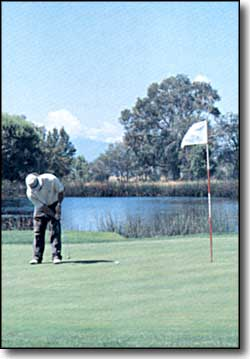 Santa Fe Country Club, Santa Fe, New Mexico