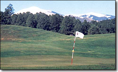 The Links at Sierra Blanca, Ruidoso, New Mexico
