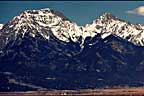 Kit Carson Mountain and Crestone Peak