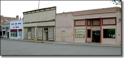 Downtown Saguache