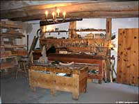carpenter's shop