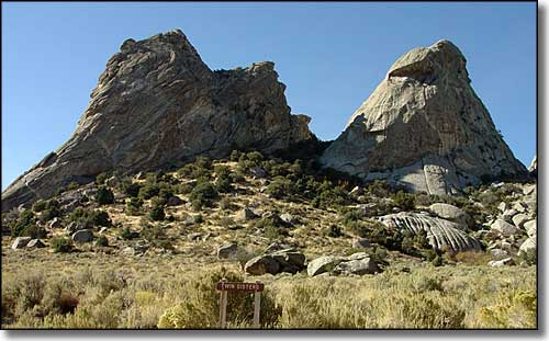 City of Rocks National Reserve
