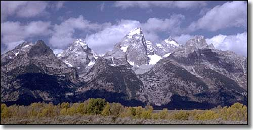 The Cathedral Group, Grand Teton National Park