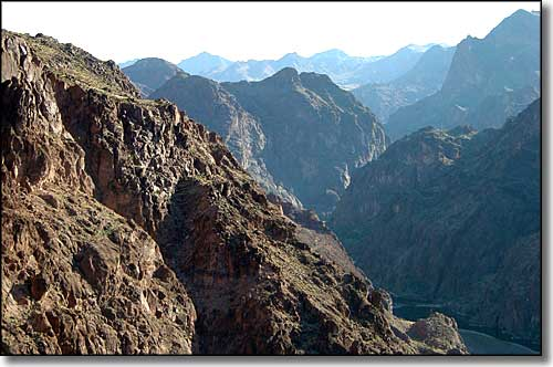 Black Canyon Wilderness, Nevada