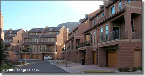 Townhomes at the Broadmoor