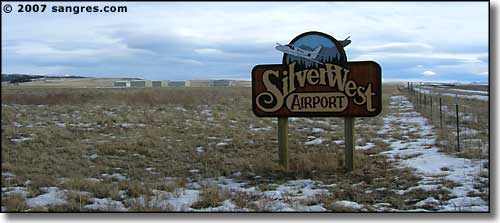 Silver West Airport, Custer County, Colorado