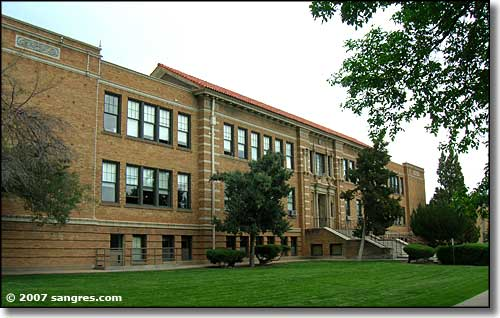 Canon City Middle School