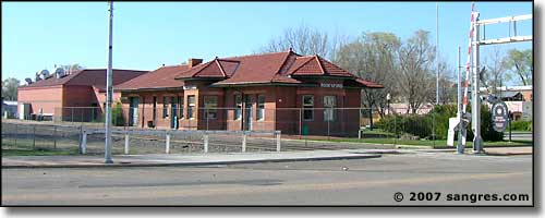 Rocky Ford Depot Square