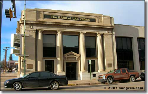 Bank of Las Vegas