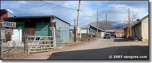 Truchas, New Mexico