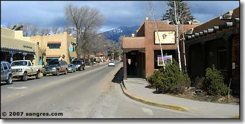 Taos, New Mexico