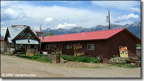 Villa Grove, Colorado