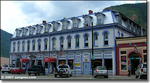 Grand Imperial Hotel in Silverton, Colorado