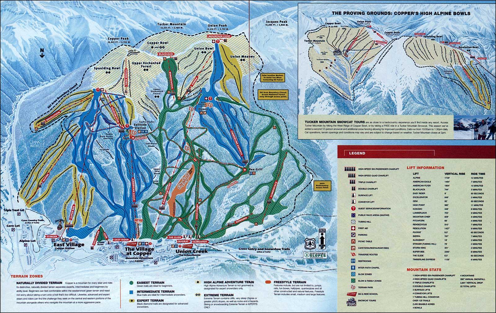 copper mountain resort - copper mountain ski resort