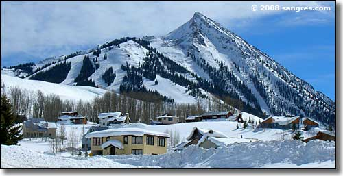 Mt. Crested Butte, Colorado