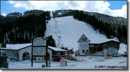 Red River Ski Area, Red River, New Mexico