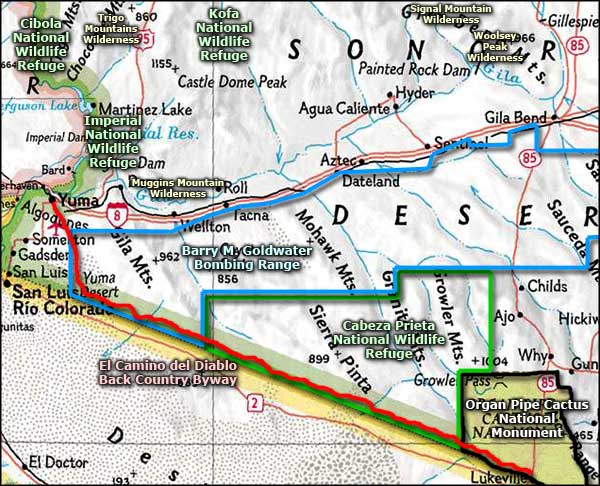 Muggins Mountains Wilderness area map
