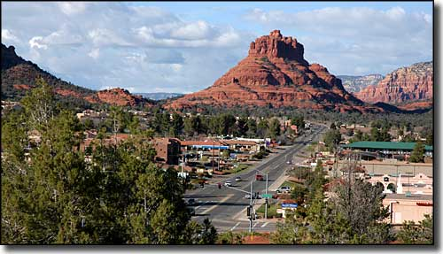 Village of Oak Creek on the Red Rock Scenic Byway