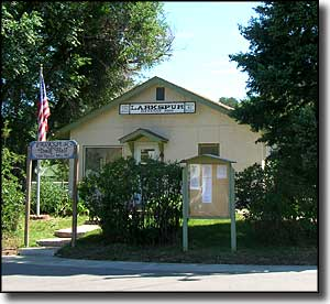Larkspur Town Hall