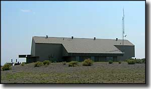 Alamosa National Wildlife Refuge Visitor Center