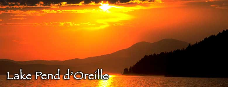 Lake Pend d'Oreille