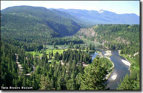Moyie Springs, Idaho area