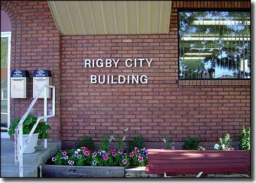 Rigby City Building
