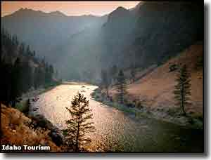 Salmon River Canyon