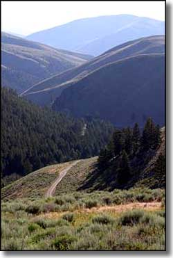 Lewis and Clark Back Country Byway