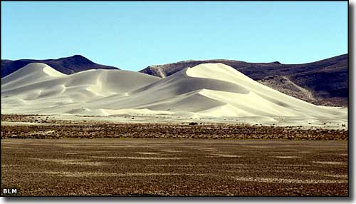 Sand Mountain BLM Recreation Area