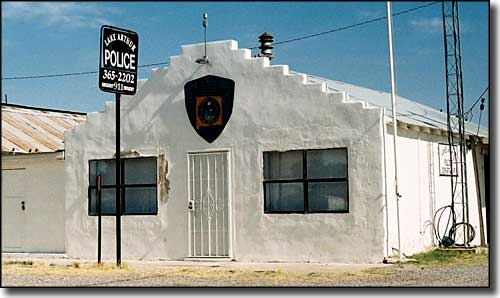 Lake Arthur Police Department