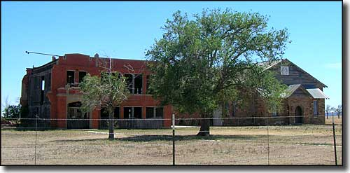 The old Solano Schools