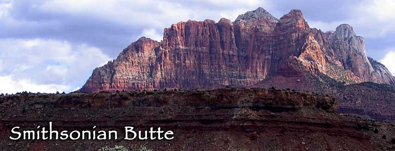 Smithsonian Butte