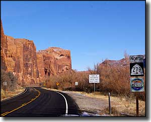 On the Potash-Lower Colorado River Scenic Byway